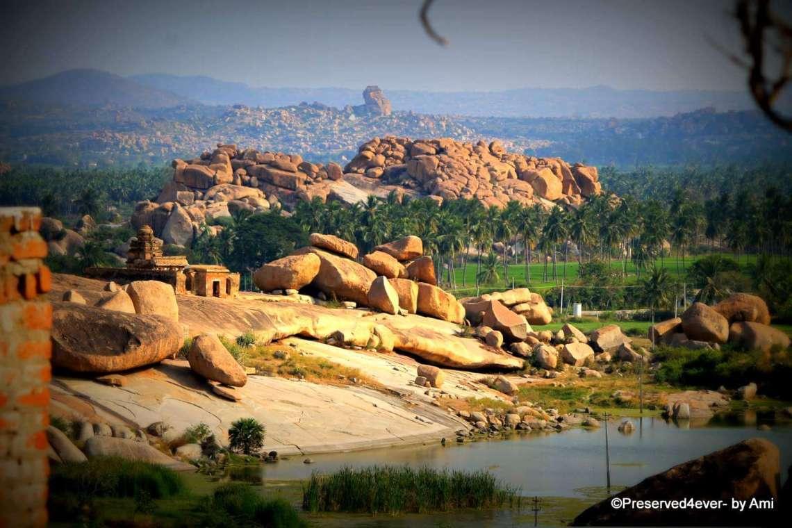 Landscape from the Malyavantha Hills