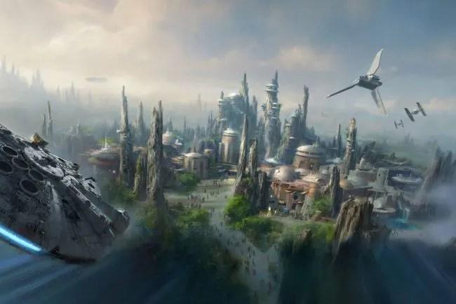 Theme Park Concepts: A World of Pure Imagination