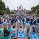 Cast Members Celebrate International Yoga Day