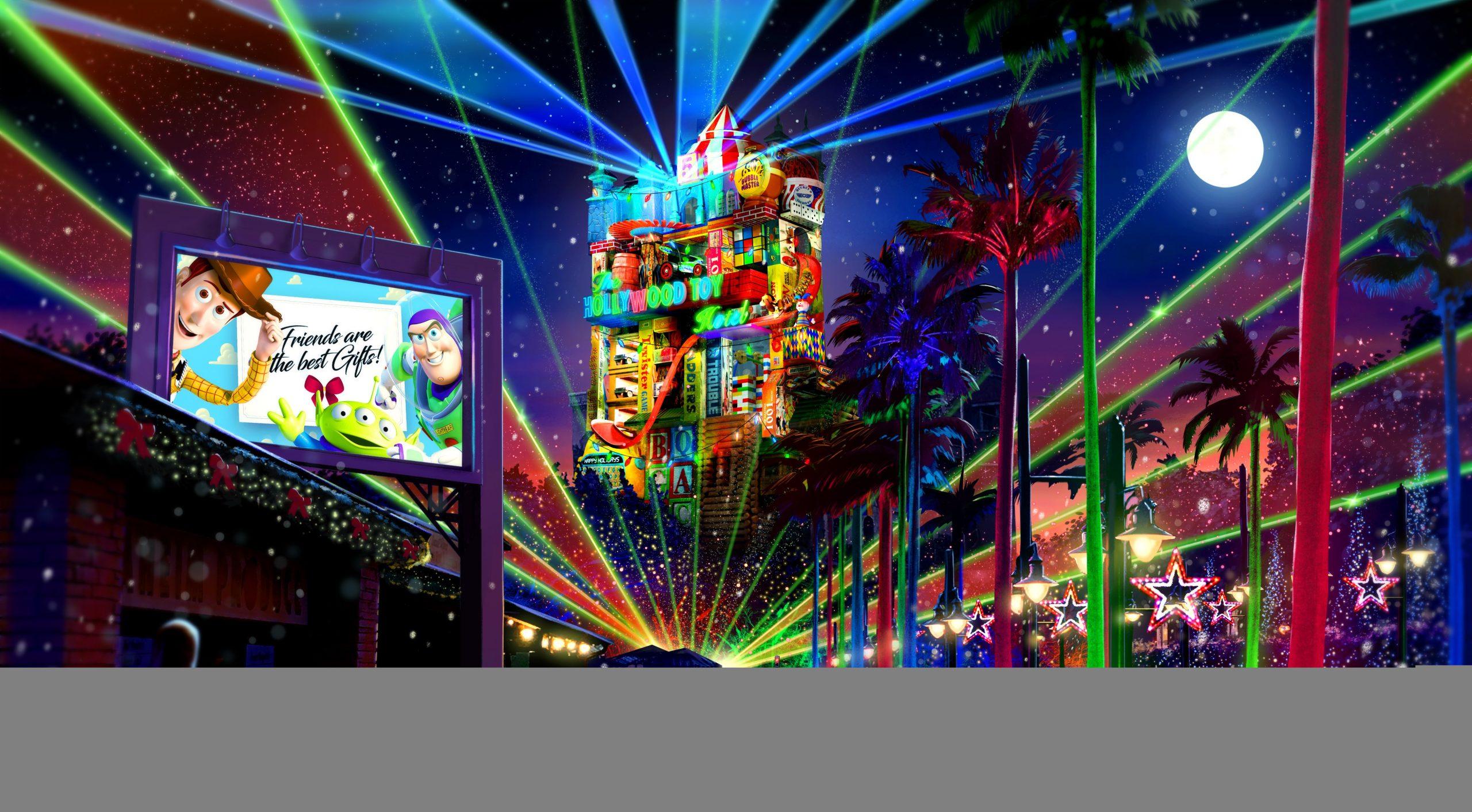 Experience Joy Throughout the Walt Disney World Resort this Holiday Season
