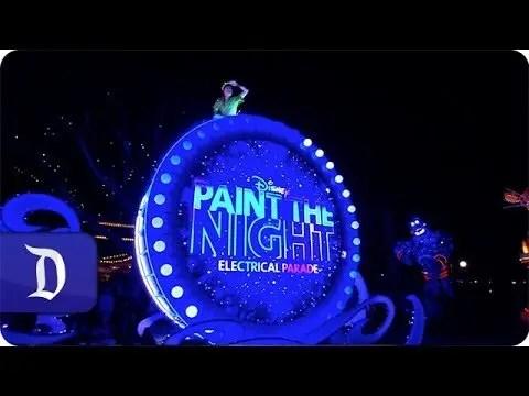 """Paint the Night Parade"" Premieres | Disneyland Park"