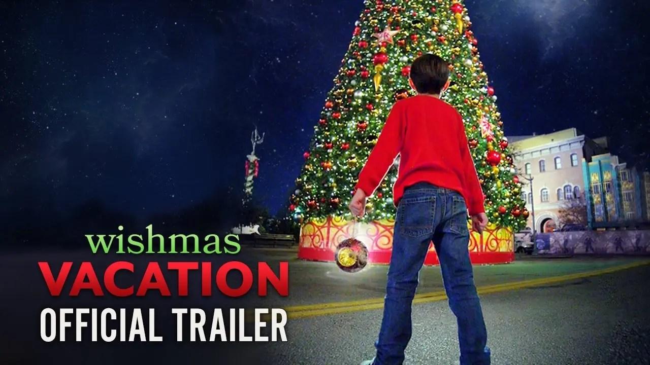 Wishmas Vacation Trailer | UO Shorts