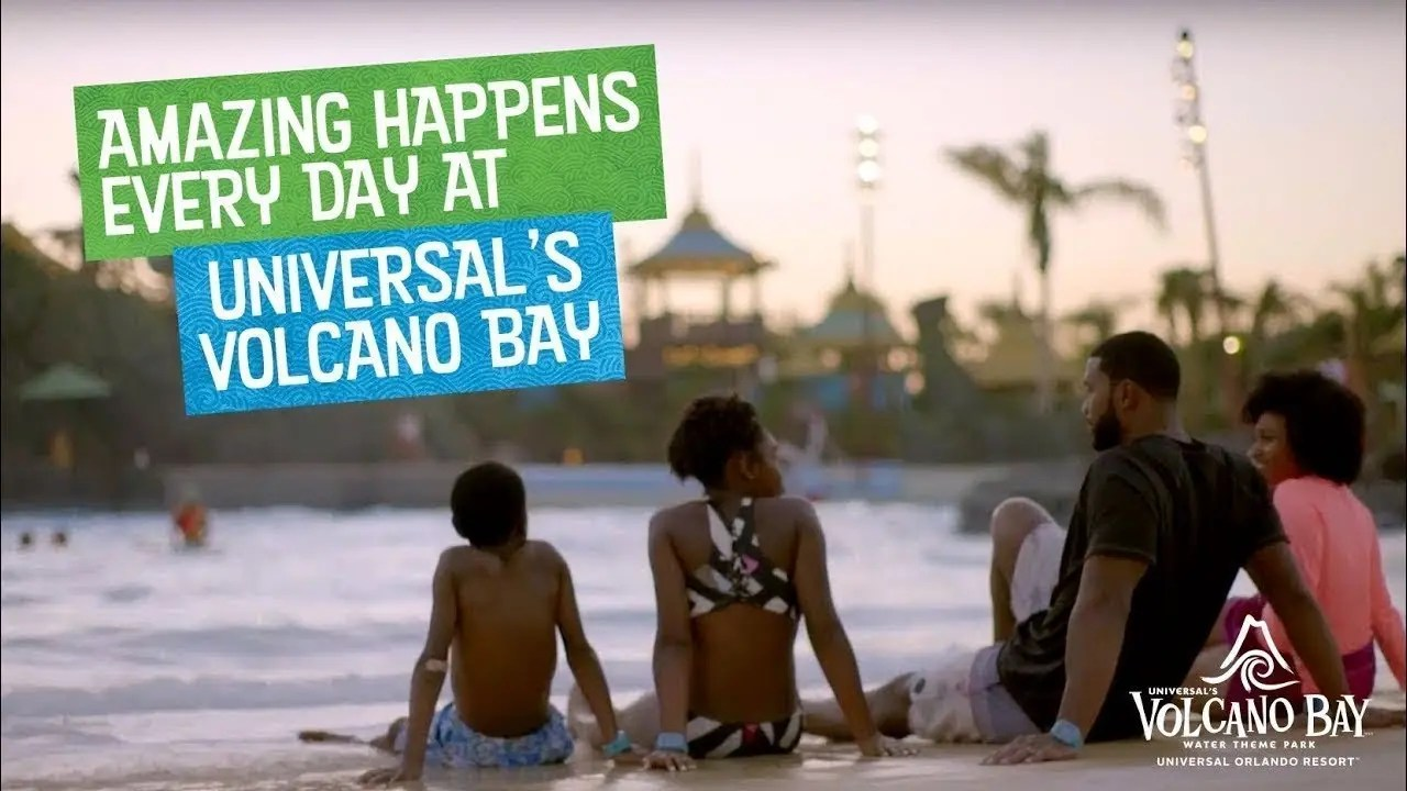 Amazing Happens Every Day at Universal's Volcano Bay