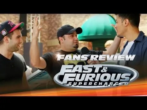 Fans Review Fast & Furious – Supercharged