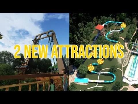 Busch Gardens Williamsburg in 2019