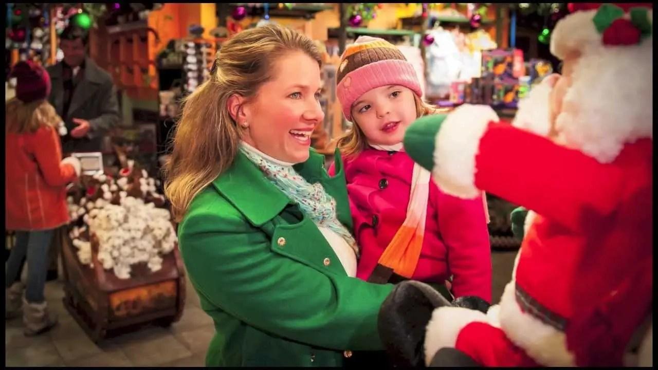 Christmas Town Through the Lens | Busch Gardens Williamsburg, VA