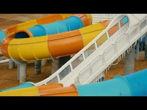 Surf Report #2: Cutback Water Coaster Construction Update