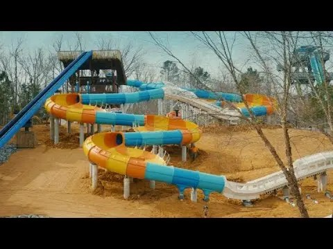 Surf Report #3: Cutback Water Coaster Construction Update