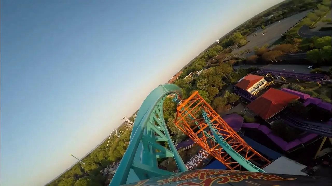 Tempesto 360 POV Ride