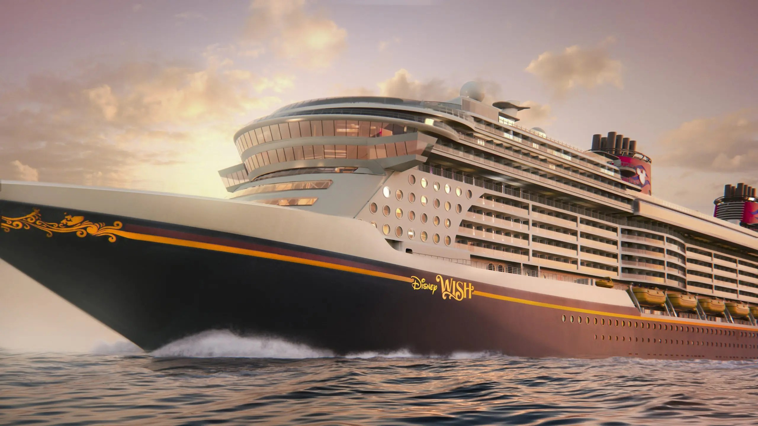 Disney Cruise Line Announces Three New Ships