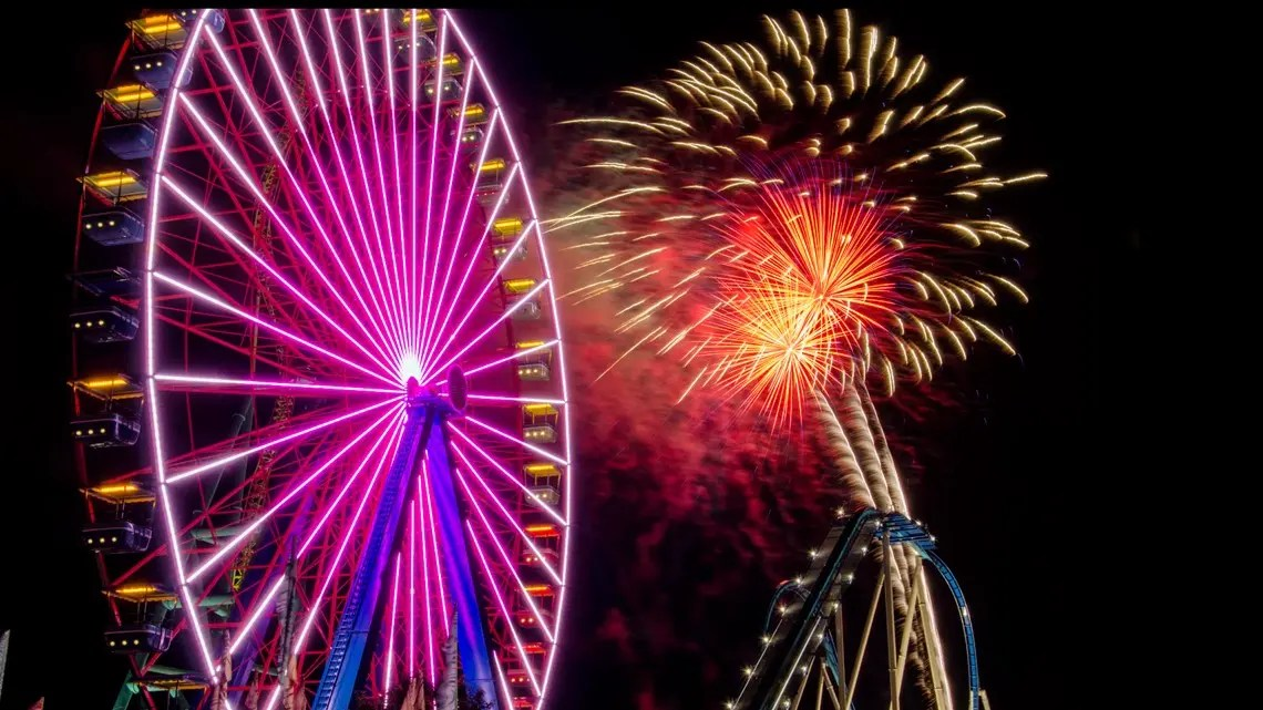 How to watch Cedar Point's July 4 fireworks this year