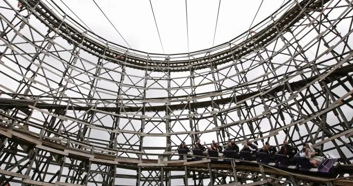 Roller coaster returns as Playland adds 'thrill rides' to pandemic offerings