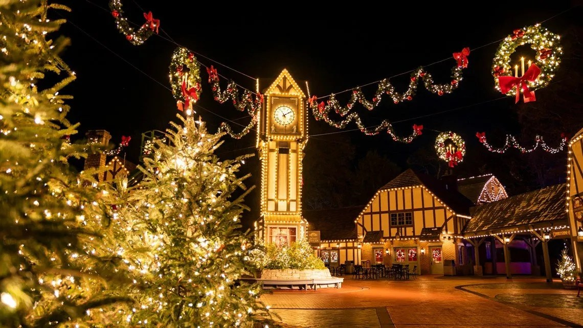 Busch Gardens Williamsburg increases visitor capacity for 'Christmas Celebration' event