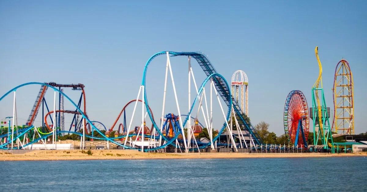 Cedar Point announces new requirement to ride Millenium Force, Steel Vengeance, Maverick
