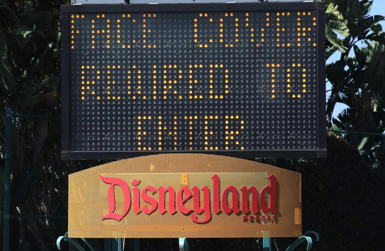 Disney lays off 28,000 as coronavirus slams its theme-park business