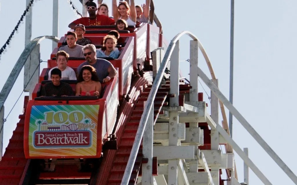 First reopened California amusement park closes back down after only one weekend – Orange County Register
