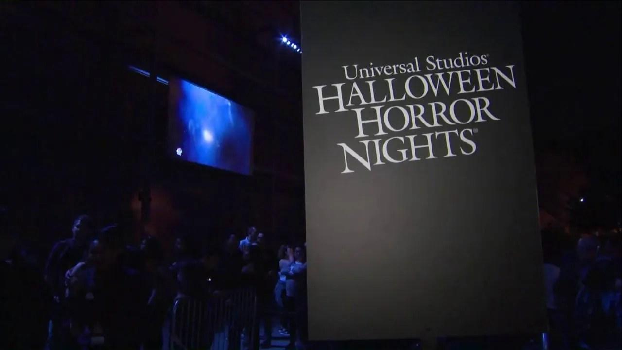 Universal Studios Hollywood cancels Halloween Horror Nights amid coronavirus pandemic