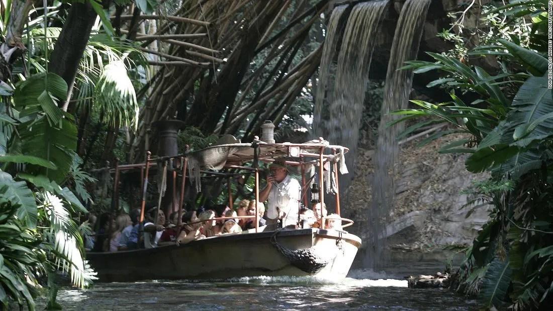 Disneyland to reimagine Jungle Cruise ride