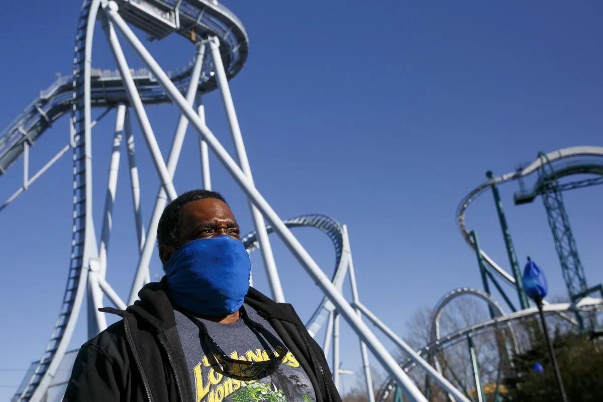 Meet Busch Gardens' unofficial mayor – Daily Press