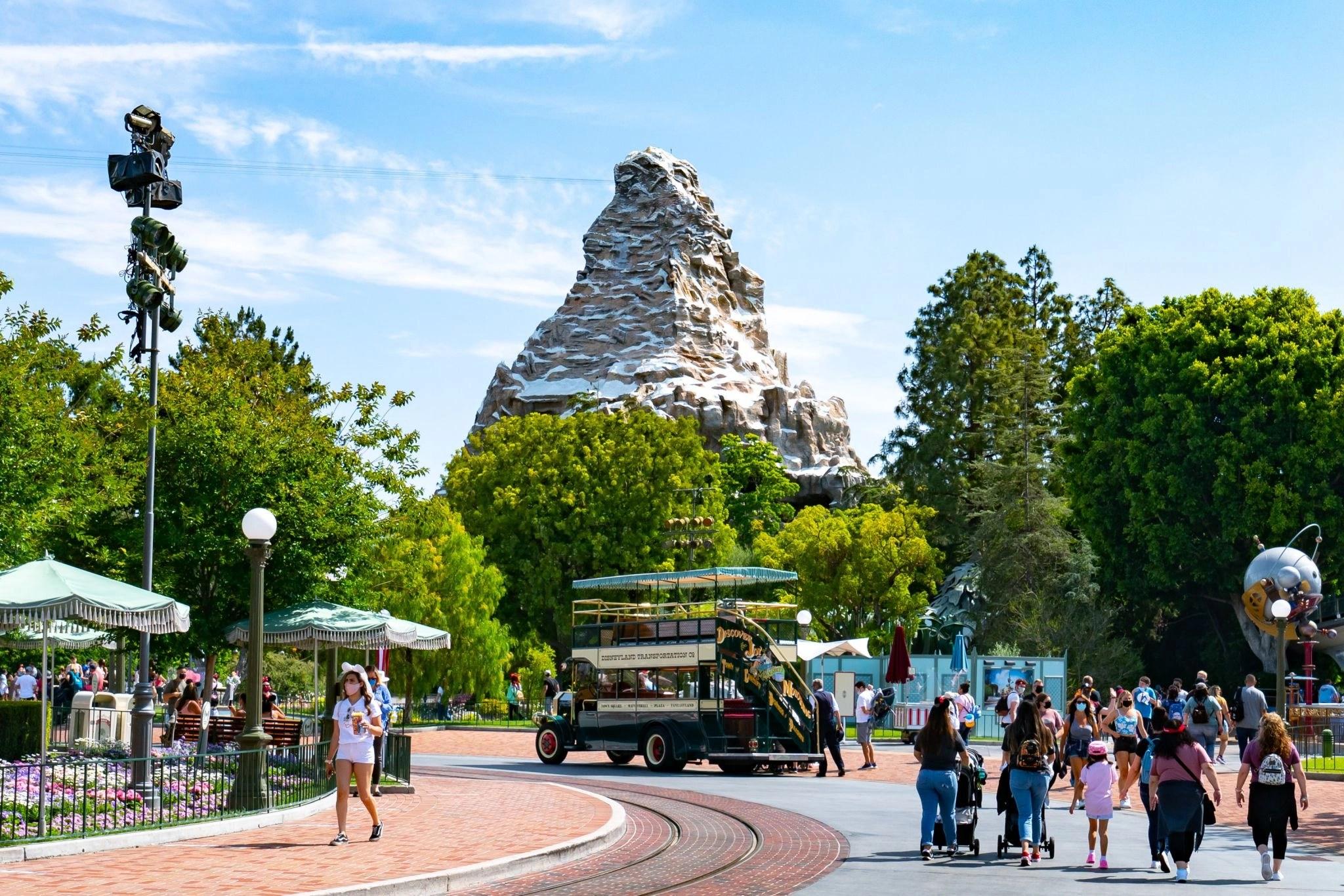 20 years apart, two tragic deaths on Disneyland's Matterhorn