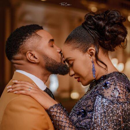 Williams Uchemba Wedding