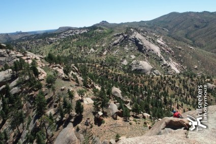 The Rappels of Big Rock Candy Mountain via Field of Dreams