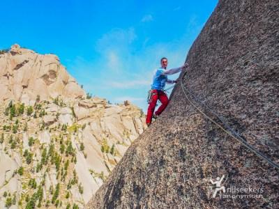 P5. 'Childhood's End', Big Rock Candy Mountain - South Platte, CO.