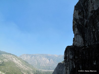 Profile of Traveler Buttress P1, P2, and P3 at Lover's Leap - Thrillseekers Anonymous