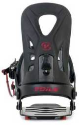 Voile Light Rail Splitboard Bindings - Back