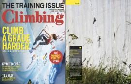 Climbing Magazine Feb 2016