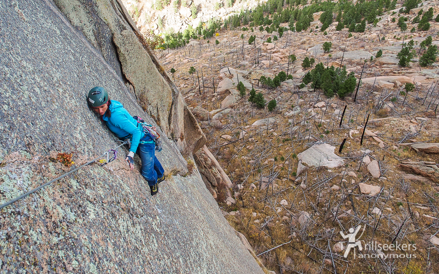 P3. 'Shock Treatment', Big Rock Candy Mountain - South Platte, CO.