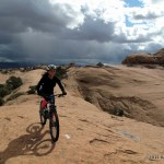 Slickrock Trail Mountain Biking - Moab, Utah