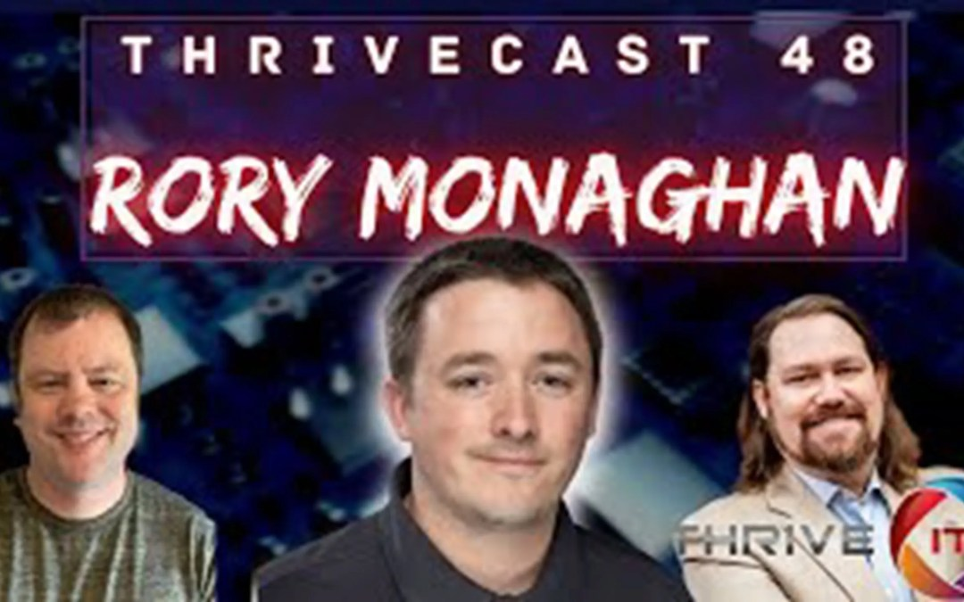 Episode #48:  Rory Monaghan of 5 Bytes Podcast