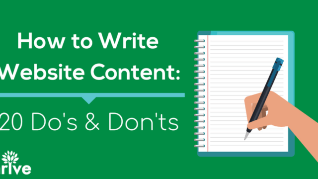 How To Write Website Content  21 Tips For Quality Content Writing
