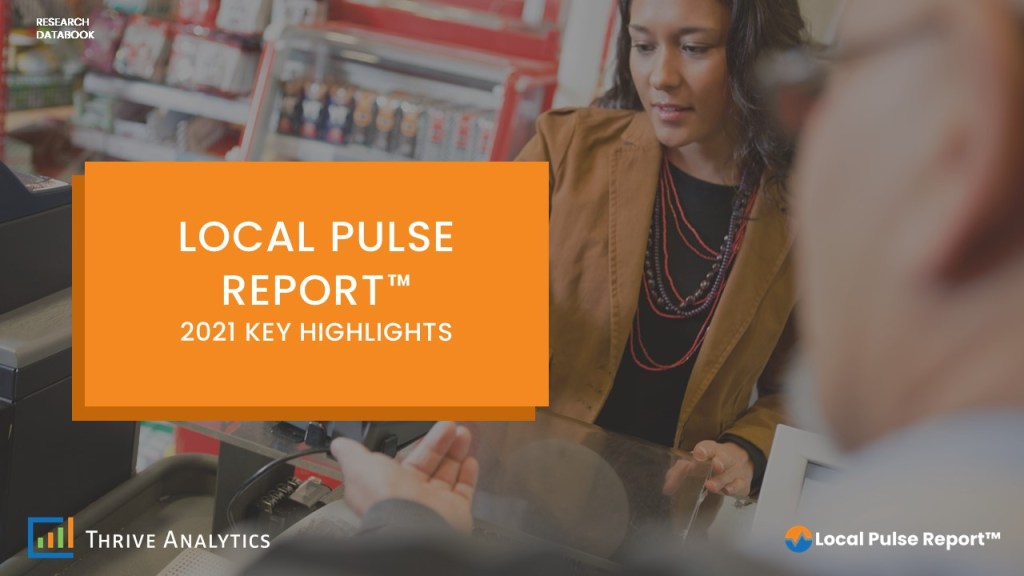 Local Pulse Report™- 2021 Key Highlights