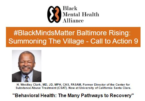 #BLACKMINDSMATTER - Call to Action 9