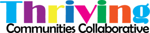 TCC logo multicolor with black