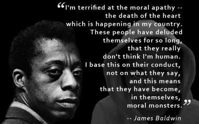 """""""I Am Not Your Negro,"""" a Portrait of a Nation of Moral Monsters"""