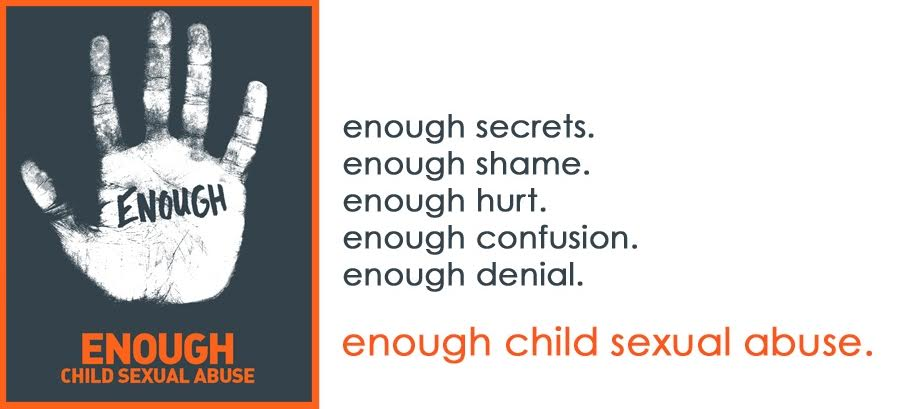 Enough Abuse - It's Not Just Jenna - A Story of Child Sexual Abuse & Prevention