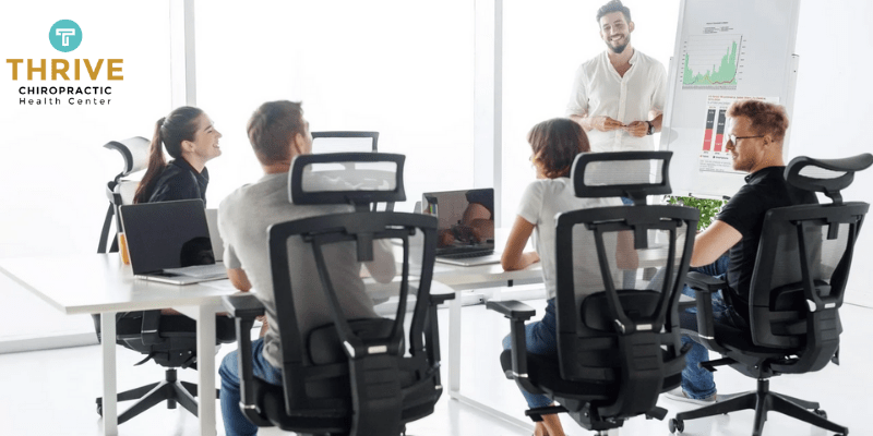 Choose The Right Office Chair