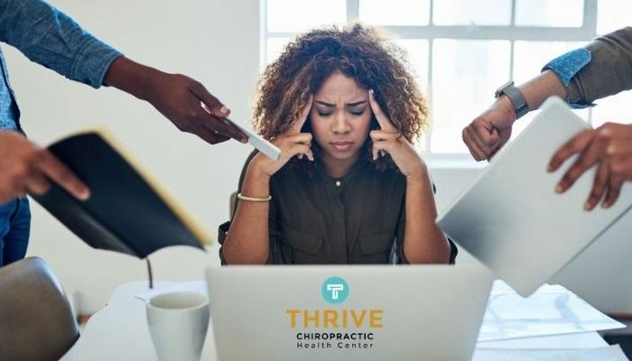 How Chiropractic Care Reduces Stress And Makes You Healthier