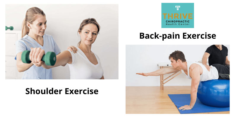 Chiropractic Treatment Combined With An Exercise Plan