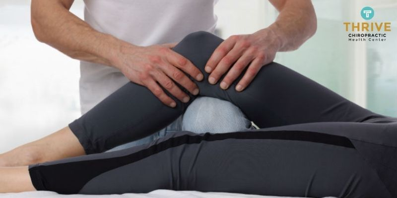 Chiropractor Help With Knee Ligament Damage