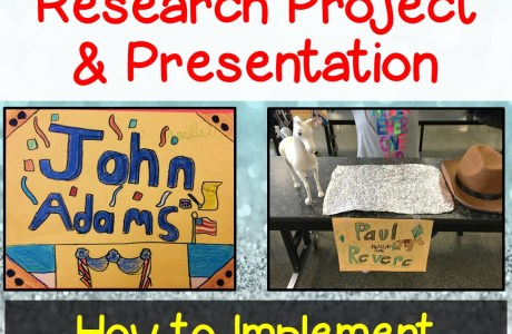 """""""Expert Historians"""" – An Engaging Research Project for Students!"""