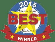 2015 Best of Milpitas Winner