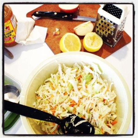 thrive coleslaw
