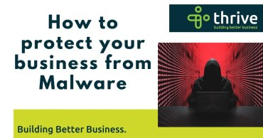 How to protect your business from malware