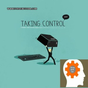 Learn to tack control at Thrive With Ian