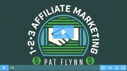 Review & Comparison: The best affiliate marketing course: 123 Affiliate Marketing by Pat Flynn