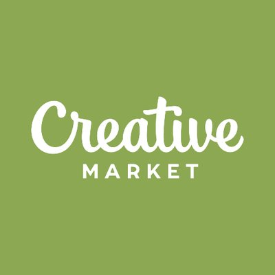 Online business Freebies: Creative Market